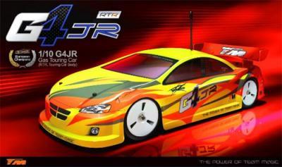 Team Magic 1/10 G4JR Gas Touring Car