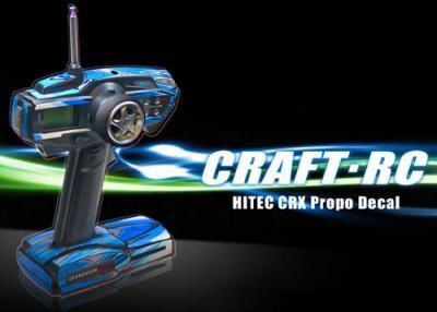 Craft RC Hitec CRX Propo Graphic skins