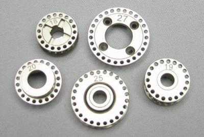 CSO Xray NT1 Aluminium Pulleys