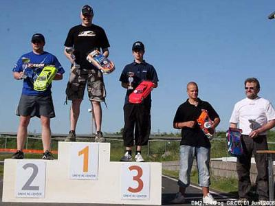 Nielsen & Graversen win Danish Nats Rd2