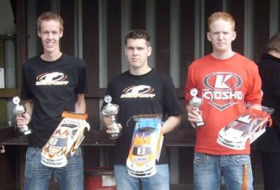 Bart Wubben wins Dutch EP TC Nats Rd3