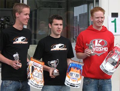 Bart Wubben wins Dutch EP TC Nats Rd2