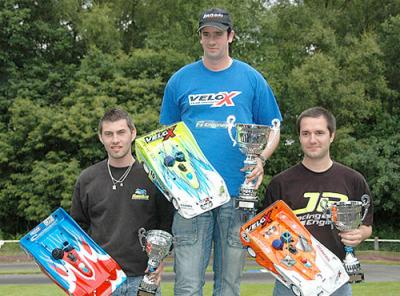 Stéphane Bouche wins French 1/8 Nats Rd4
