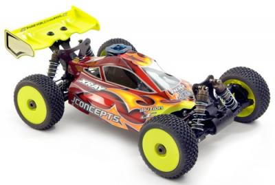 JConcepts Illuzion Xray 808 body