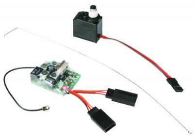 Losi Micro Brushless Power conversion