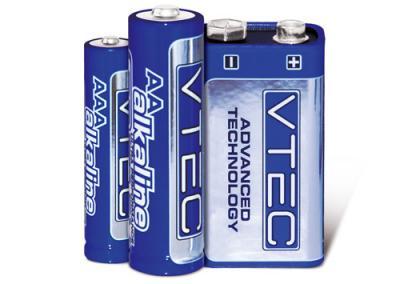 LRP Alkaline Battery range