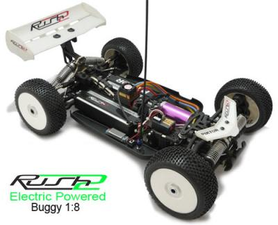 Piktor Rush 2 Electric Powered buggy