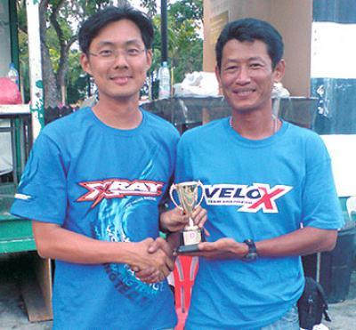 Don Chng takes RCMC Series Rd2