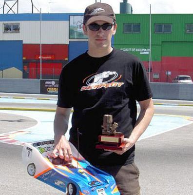 Oscar Cabezas wins Rd3 Spanish Nats