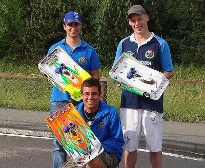 Marco Müller wins Rd2 Swiss 1/8th Nats