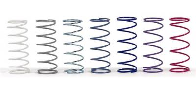 Xray XB808 Matched Racing springs