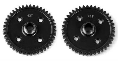 Xray XB808 Center Diff Spur gears