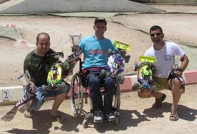 Dani Abenza wins at Alicante Champs