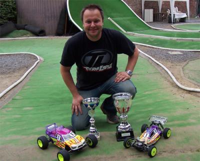 Simon Reeves wins Belgian GP
