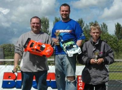 Mark Gilliland wins BRCA 200mm Rd5