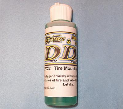 Dirtz Tire Mounting cleaner