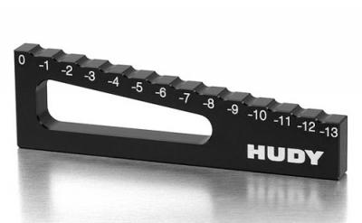 Hudy Chassis Ride Height & Droop Gauge