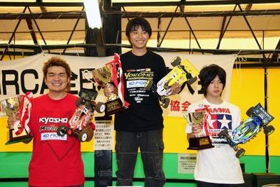 Matsukura dominates Japanese Nationals