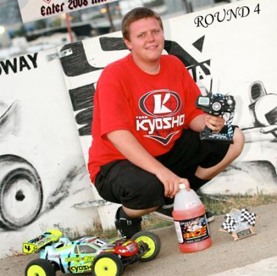 Cody King wins Truggy at JBRL Rd4