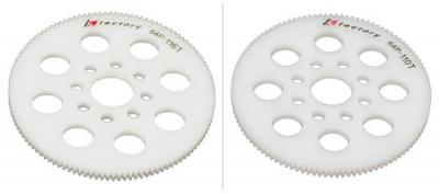 K-Factory E4 Special Precision Spur Gear