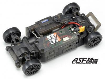 Kyosho 2.4GHz AWD Mini-Z Chassis
