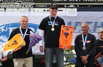 Kolff and Keur take European titles