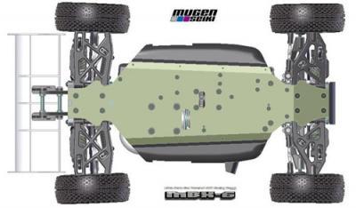 Mugen MBX6 CAD images V2
