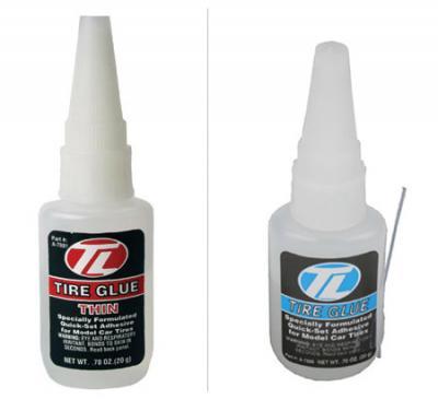 Losi Thin & Standard Tire glue