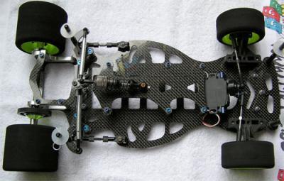 Vantomme E12 & M10 Chassis'