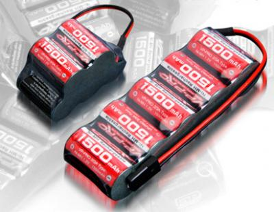 VP-Pro Receiver battery packs