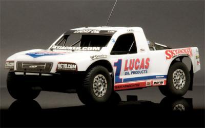 Associated SC8 Short Course Race Truck