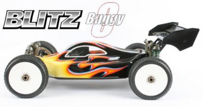 Team Titan Blitz Buggy8 shell