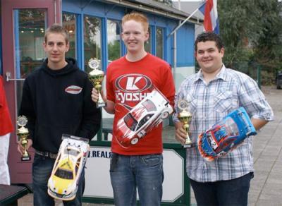 Jansen & Lepelaar win Dutch Nats Rd5
