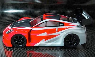 Exotek RC18R GT-Z body shell
