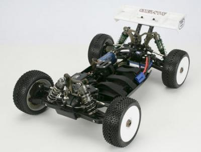 Losi 8ight-E 4WD Buggy Race Roller