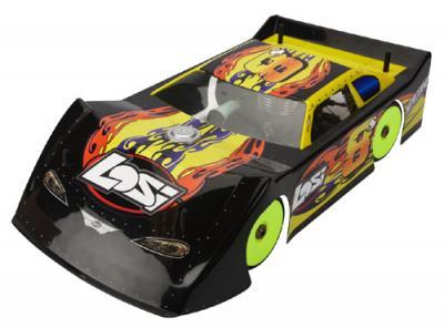 Losi L8ight Model Race Roller