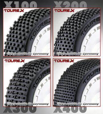 Reckward Tuning Tourex buggy tires