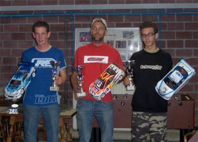 Jespers & Roufosse win Belgian TC Finale