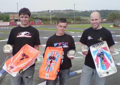 Jason Frost wins UK 1/8th Nats Rd8