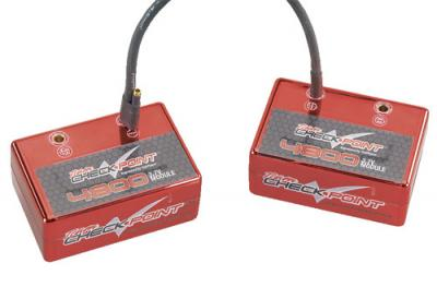Team Checkpoint 4800mAh Saddle pack