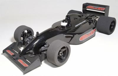 Corally F1 Body with High nose