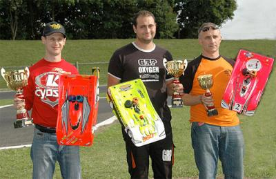 Siegfried wins French 1/8 Nats Rd5