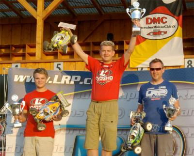 Tim Bremicker takes German National title
