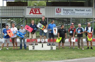 2008 Italian Classic 2WD National Championship