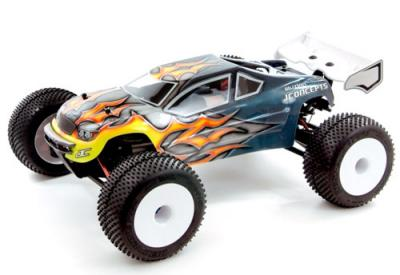 JConcepts Illuzion Revo 3.3 Hi-Flow body