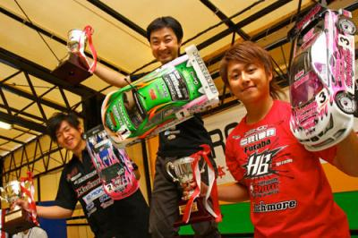 Hirosaka takes Japanese National title