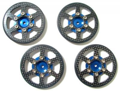 KM Racing Carbon Setup wheels
