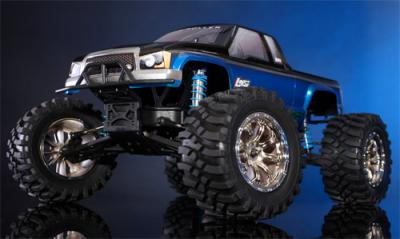 Losi 1/10 High Roller Lifted Truck RTR