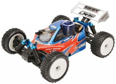 LRP S18 BX 1/18 Nitro Buggy