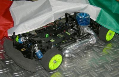 Motonica P10 1/10th scale 200mm
